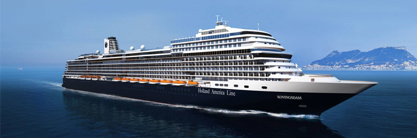 Holland America Cruise Luxury Cruise Packages HAL Book From India - Cruise packages