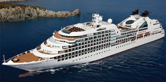 Seabourn Cruises Seabourn Cruise Packages Seabourn Cruise Book - Cruise ships from india