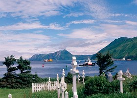 16 Days - Aleutians & North Pacific Crossing [Seward [Anchorage] to Tokyo]