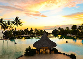8 Days - Dreams of Tahiti Air + Hotel Package [Papeete to Papeete]