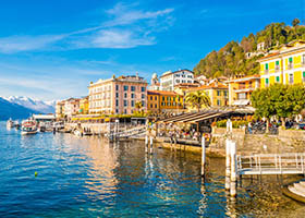11 Days - Lake Como & Adriatic Romance Cruise Tour [Cernobbio to Rome]