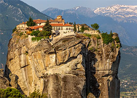 13 Days - Delphi & Meteora: Grecian Antiquities Cruise Tour [Athens to Athens]