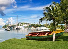 7 days - Jewels of the Windward Islands [Bridgetown to Bridgetown]