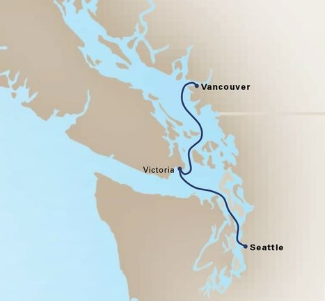 2-Day Pacific Coastal Cruise
