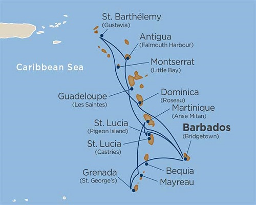 14 Days - Star Collector: The Biggest Little Treasures of the Lesser Antilles