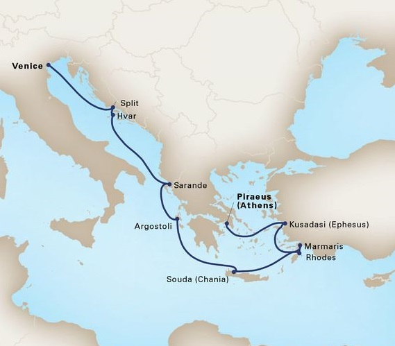 12-Day Aegean And Ionian Gems