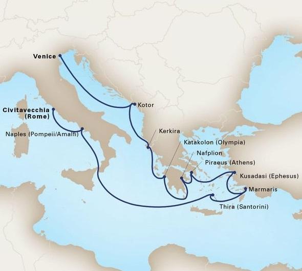 12-Day Greek Odyssey