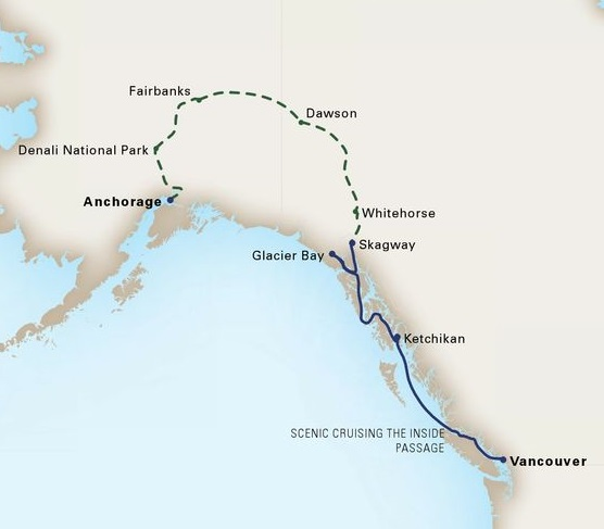 Y4L:12-Day Yukon+double Denali