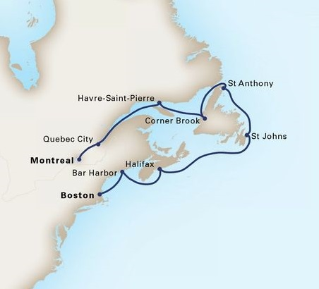 10-Day Newfoundland & New England Discovery