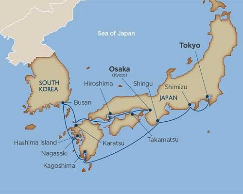 10 Days - Grand Japan [Osaka to Tokyo]