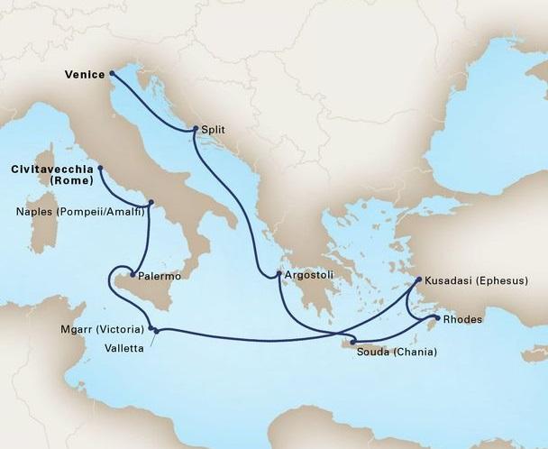 12-Day Adriatic Dream
