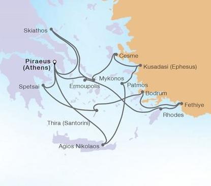 14-Day Aegean Odyssey
