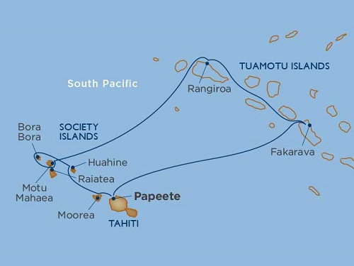 11 Days - Tahiti & the Tuamotu Islands