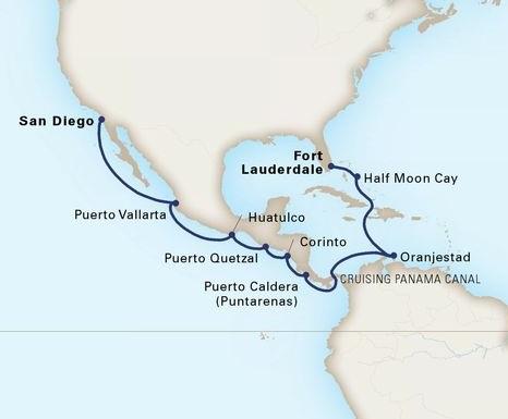 16-Day Panama Canal