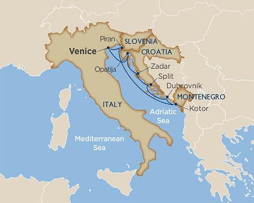 8 Days - James Beard Foundation: Quintessential Croatia