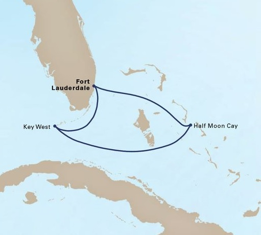 4-Day Bahamas & Key West