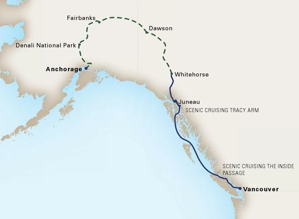 Y5C:10-Day Yukon+double Denali