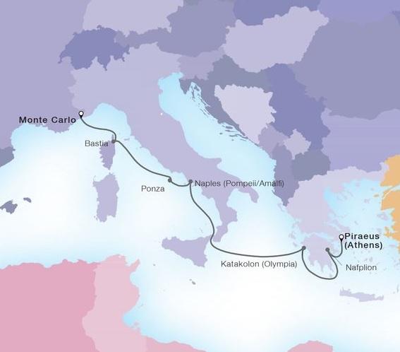 7-Day Mediterranean Idyll