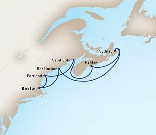 7-Day Historic Coasts