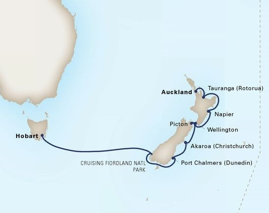 10-Day Australia & New Zealand