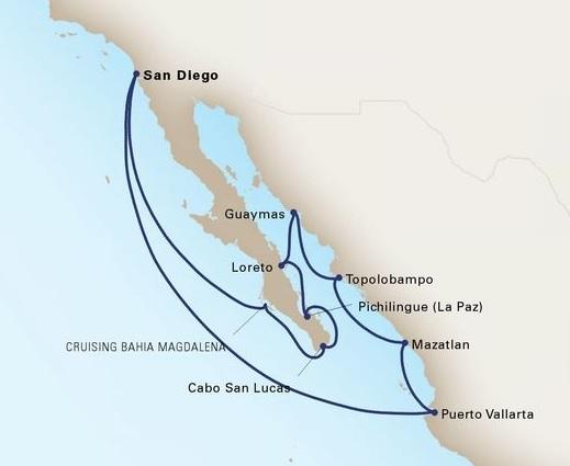 12-Day Mexico & Sea Of Cortez