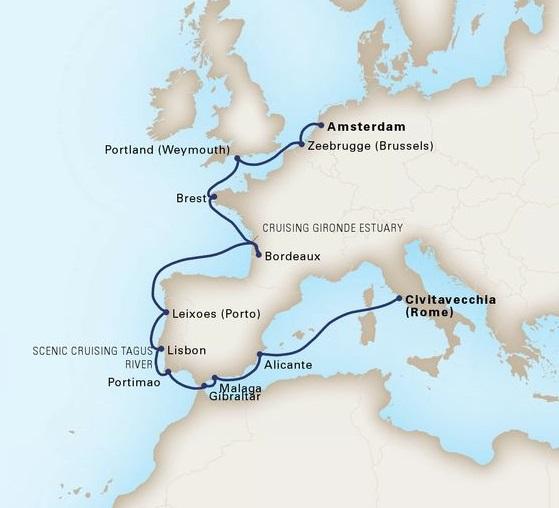 14-Day European River Explorer