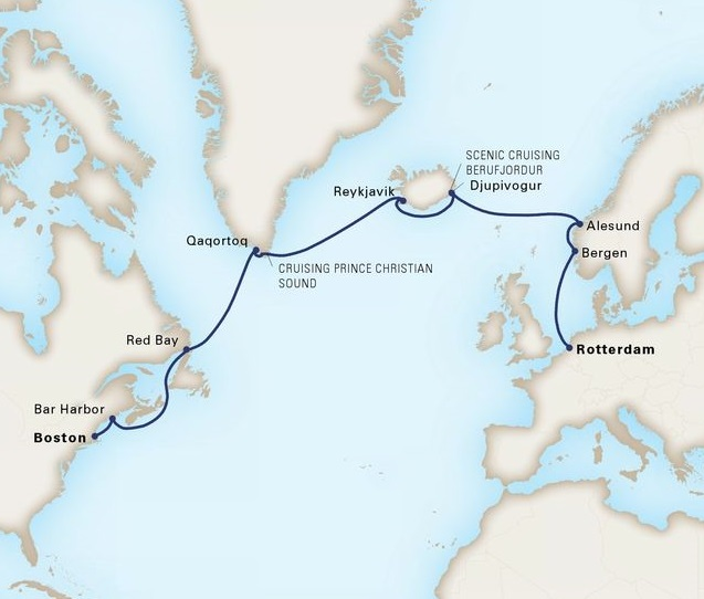 16-Day Voyage Of The Vikings
