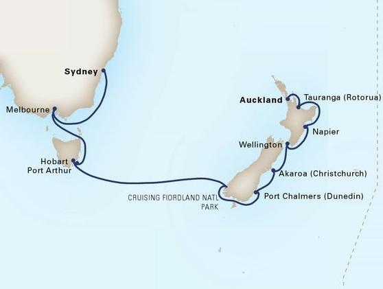 14-Day Australia & New Zealand Holiday