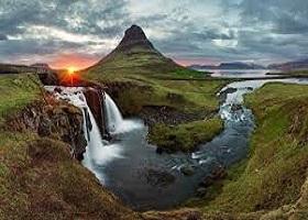 Akureyri, Iceland / Scenic cruising Eyjafjordur