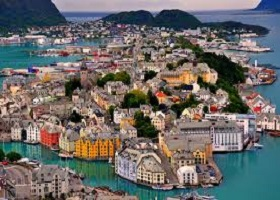 Alesund, Norway