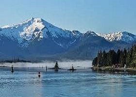 Icy Strait Point, Alaska, US / Inian Islands, Alaska, US