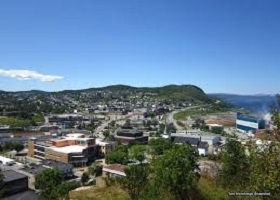 Corner Brook, Newfoundland, Canada