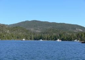Cruising the Queen Charlotte Sound