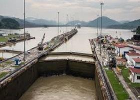 Enter Panama Canal Cristobal / Cruising Panama Canal / Exit Panama Canal Balboa