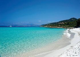 Ile-Rousse, Corsica, France