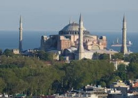 Cruising The Dardanelles / Istanbul, Turkey