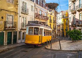 Lisbon - Fatima - Porto, Portugal