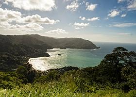 Man-O-War Bay, Charlotteville, Tobago