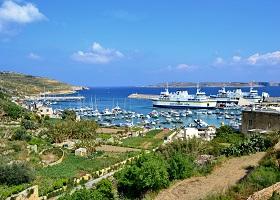 Valletta, Malta / Mgarr (Victoria), Gozo, Malta