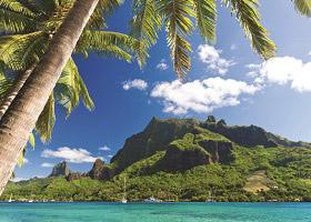 Moorea, French Polynesia / Papeete, Tahiti, French Polynesia