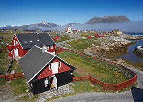 Nanortalik, Greenland / Tasermiut Fjord Scenic Cruising