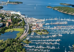 Nynashamn (Stockholm), Sweden / Cruising Stockholm Archipelago