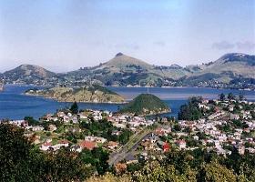 Port Chalmers (Dunedin), New Zealand