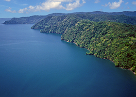 Puerto Jimenez (Golfo Dulce), Costa Rica