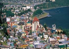 Scenic Cruising Reloncavi Sound / Puerto Montt, Chile