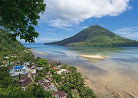 Pulau Banda, Indonesia