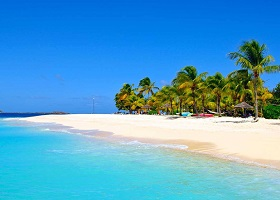 Saline Bay, Mayreau, St. Vincent and the Grenadines