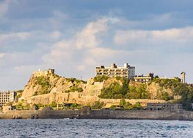 Scenic Cruising: Hashima Island / Nagasaki, Japan