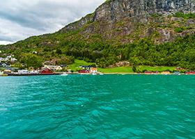 Scenic Cruising Sognefjord / Skjolden, Norway