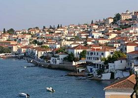 Spetsai, Nisos Spetsai (Spetses), Greece